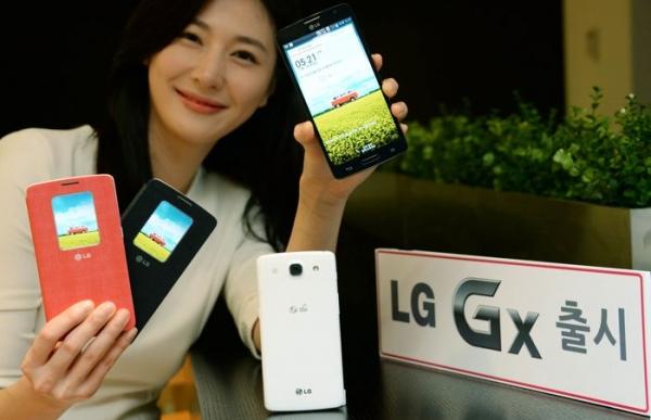 LG Gx — новый 5,5-дюймовый смартфон от LG