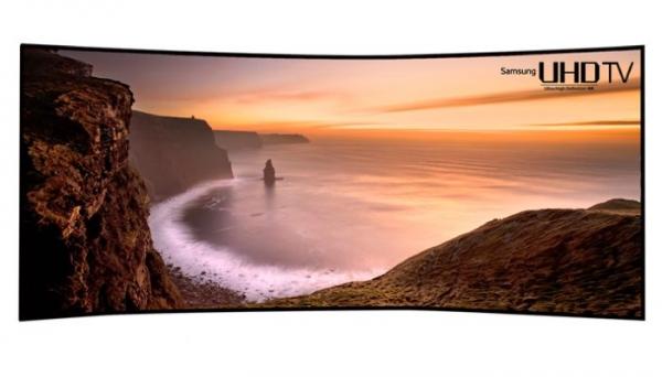 Изогнутые телевизоры от LG и Samsung