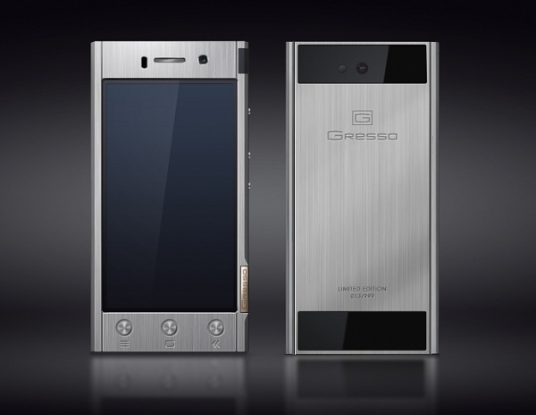Gresso Radical: Android в титановом корпусе – всего за 1800-2300 $