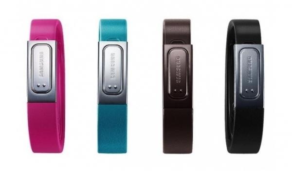 Samsung готовится представить спортивный браслет «Galaxy Band»
