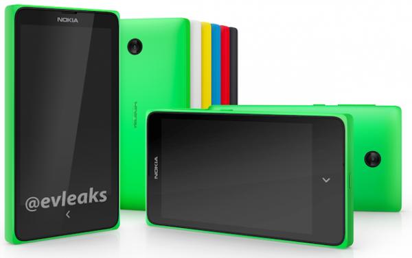 Информация по платформе Nokia Normandy продолжает утекать в Сеть