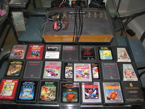 «Интернет-архив» разместил у себя сотни старых консольных игр