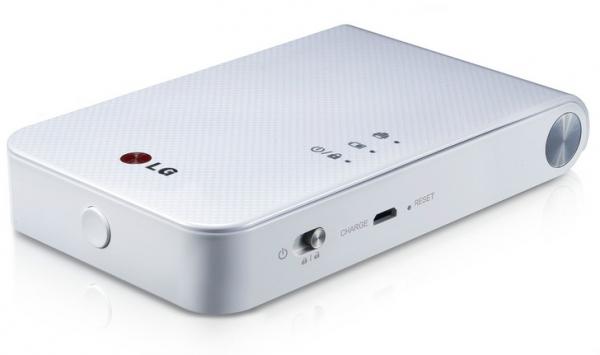 LG Pocket Photo 2 — новый «карманный» принтер для смартфонов