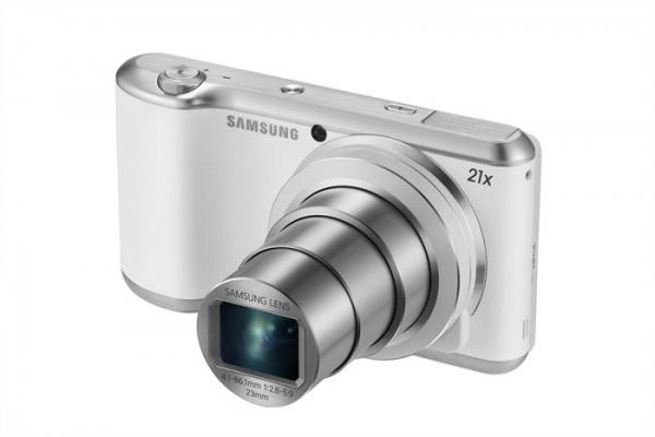 Официальный анонс Samsung Galaxy Camera 2