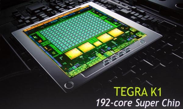 Nvidia представляет мобильный «суперчип» Tegra K1
