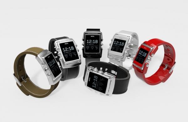 Экс-дизайнер Vertu взялся за создание «умных часов» премиум-класса
