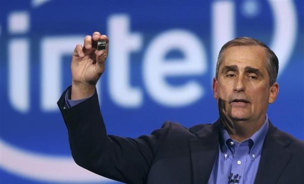 Intel показала «Эдисона»: ПК с 22-нм двухъядерником, размером с SD-карту