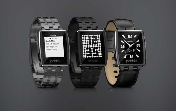 Pebble анонсирует часы Steel стоимостью 249 $