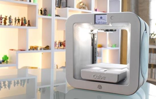 3D Systems представила новый «домашний» 3D-принтер