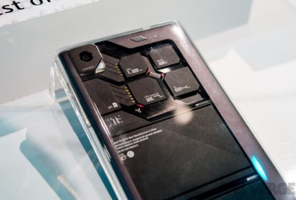 ZTE Eco-Mobius — концепт модульного смартфона