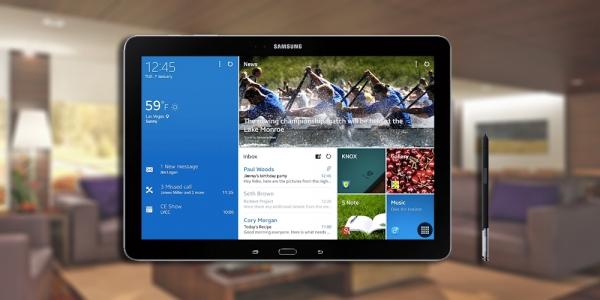 Планшет Samsung NotePRO: как Surface, но с Android