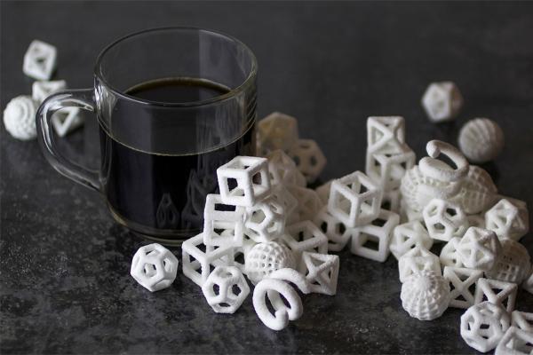 В Лас-Вегасе показали «пищевой» 3D-принтер