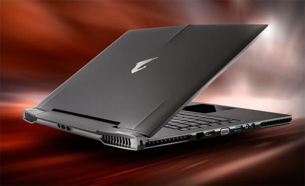 Gigabyte Aorus X7 – мощный и тонкий лэптоп для геймеров