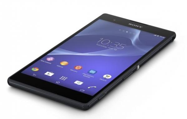 6-дюймовый смартфон Sony Xperia T2 Ultra