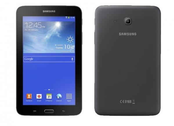Официальный анонс Samsung Galaxy Tab 3 Lite