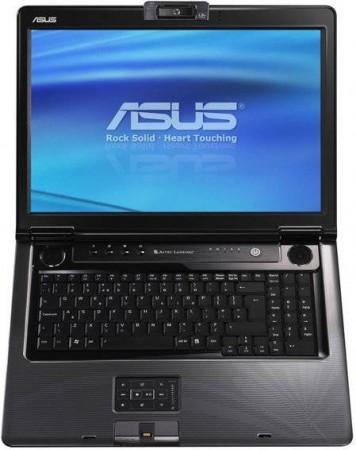 ASUS M70 – первый терабайтный ноутбук