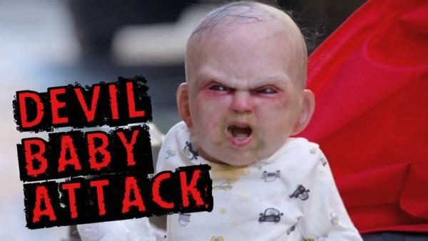 Дьявольских детей не боятся только дворники