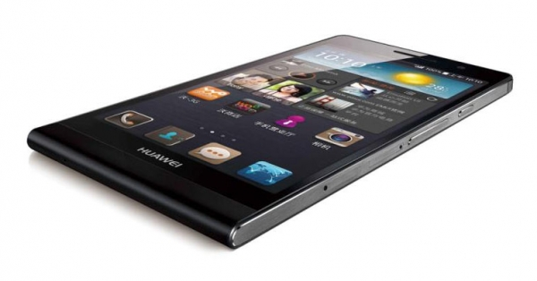 Huawei представила новый смартфон Ascend P6 S