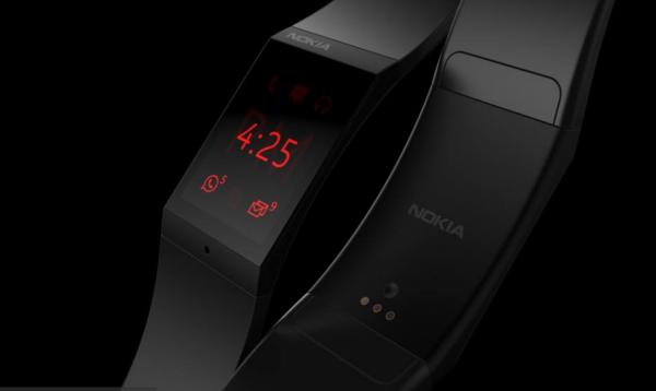 В Сеть утекли фотографии прототипа «умных часов» от Nokia