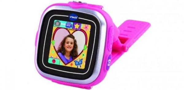 «Умные» часы для детей от VTech