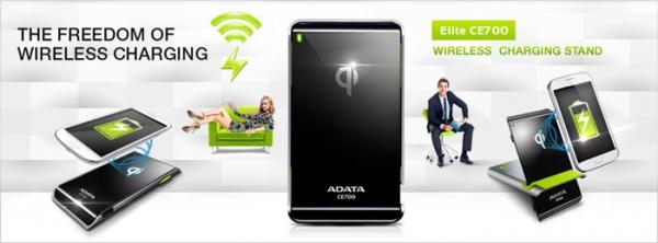 Беспроводное зарядное устройство ADATA CE700
