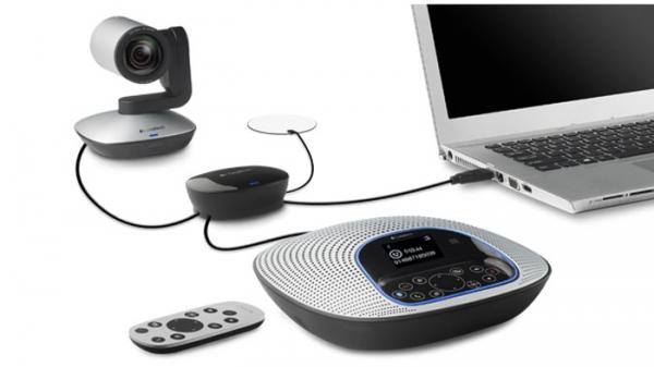Logitech ConferenceCam CC3300e — новая система для видеоконференций