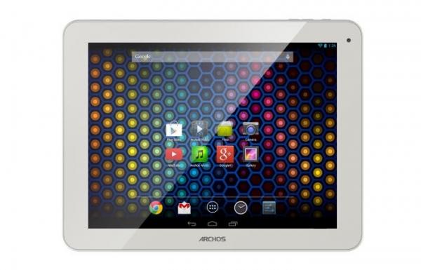 Три новых четырехъядерных планшета Archos Neon