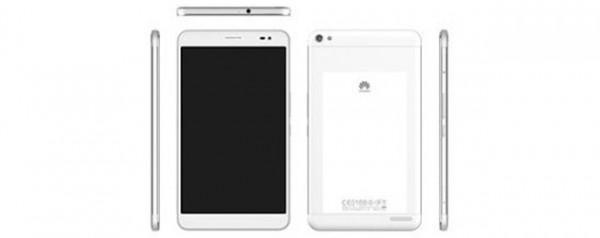 Google напрягся: Huawei готовит планшет MediaPad X1