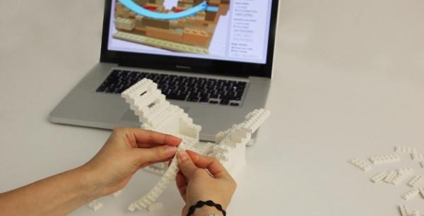 Скоростное прототипирование: LEGO вместо 3D-принтера?
