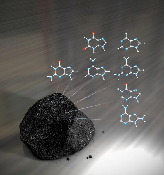 В NASA совершили прорыв в изучении метеоритных образцов на предмет органики