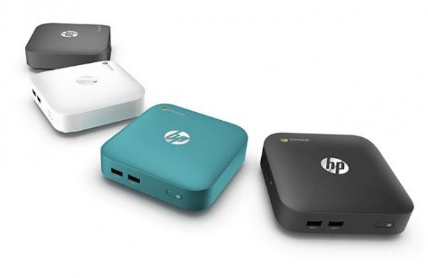 HP Chromebox выйдет в продажу весной