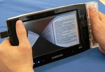 Touchscreens от Microsoft