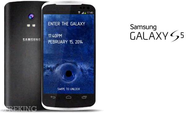 Что нам известно о смартфоне Samsung Galaxy S5?