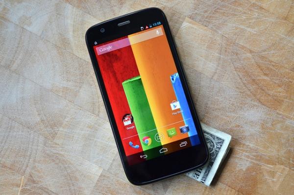 CEO Lenovo «воскресит» Motorola всего за несколько кварталов