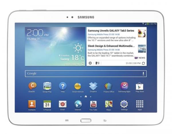 Samsung Galaxy Tab 4 будет представлен на MWC 2014 (слухи)