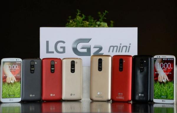 LG анонсирует смартфон G2 Mini