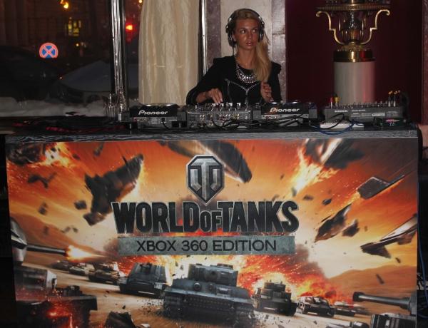Wargaming представила танки для Xbox 360