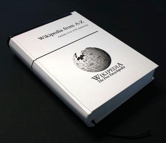 Как насчет 1 193 000-страничной бумажной Википедии?