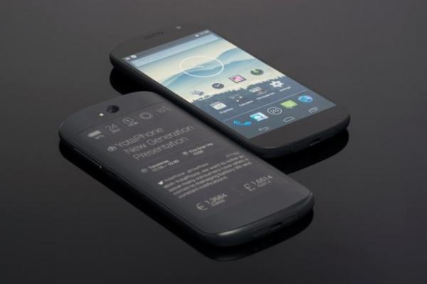 Состоялся анонс YotaPhone 2