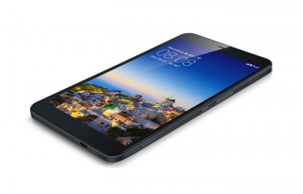 Анонс фаблета Huawei MediaPad X1