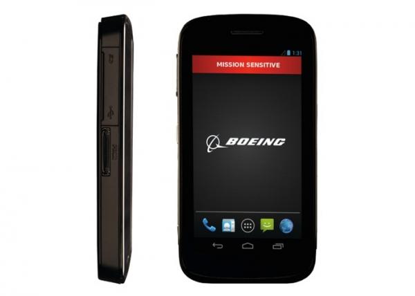 Boeing Black — суперсекретный модульный смартфон