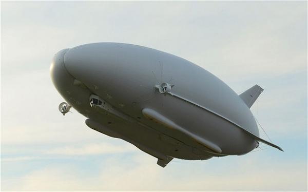 В эксплуатацию сдано самое длинное воздушное судно в мире