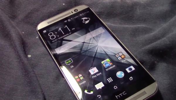 В Сеть утекла детальная информация о новом флагмане HTC — One M8
