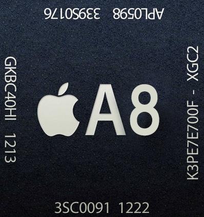 TSMC начала производство чипов A8 для iPhone 6?