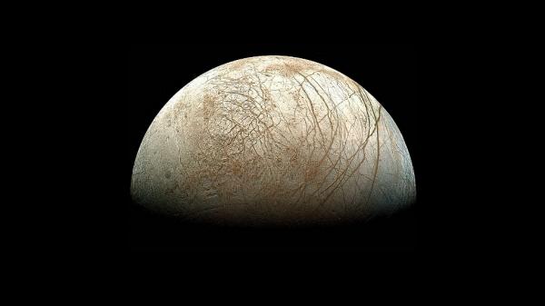В НАСА решились поискать жизнь на Европе