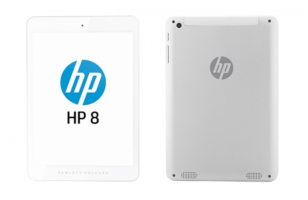 HP без шума запустила бюджетный 8'' Android-планшет