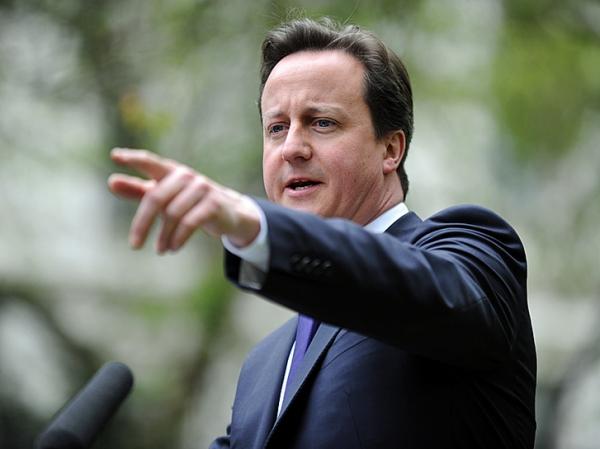 Дэвид Кэмерон пообещал окутать Великобританию сетями 5G