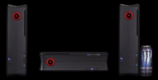 Origin Chronos — компактный десктоп для геймеров