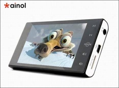 Портативный медиаплеер Ainol S100 – неплохая замена Apple iPod
