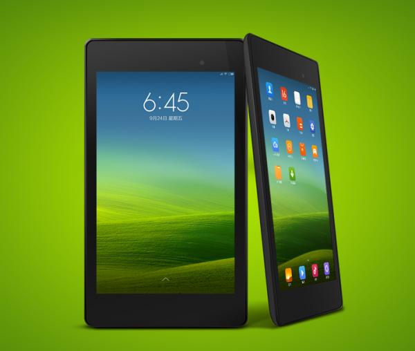 Xiaomi запускает MIUI для планшетов: первая жертва – новый Nexus 7